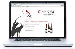 Kleinbuhr website